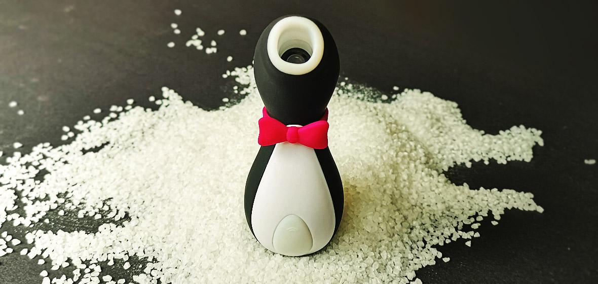 Satisfyer Pro Penguin masażer
