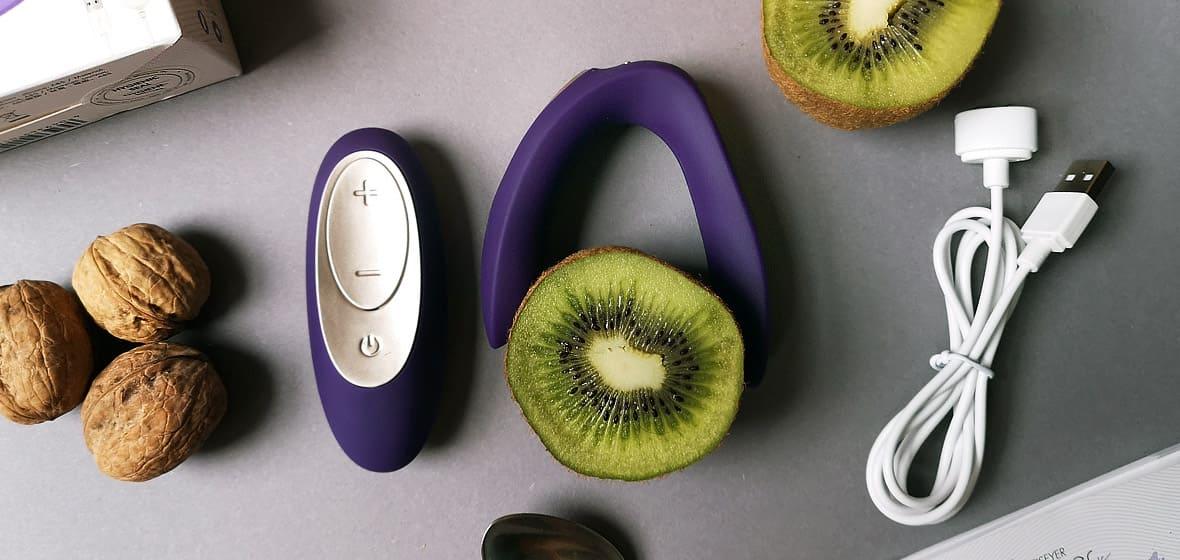 Partner Plus wibrator dla par